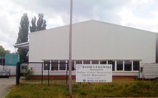 Bauunternehmen In Bremen rasmus zalewski maurermeister seit 1993